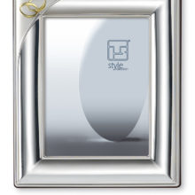 Silver photo frames for 50 wedding anniversary, of Italsilver.