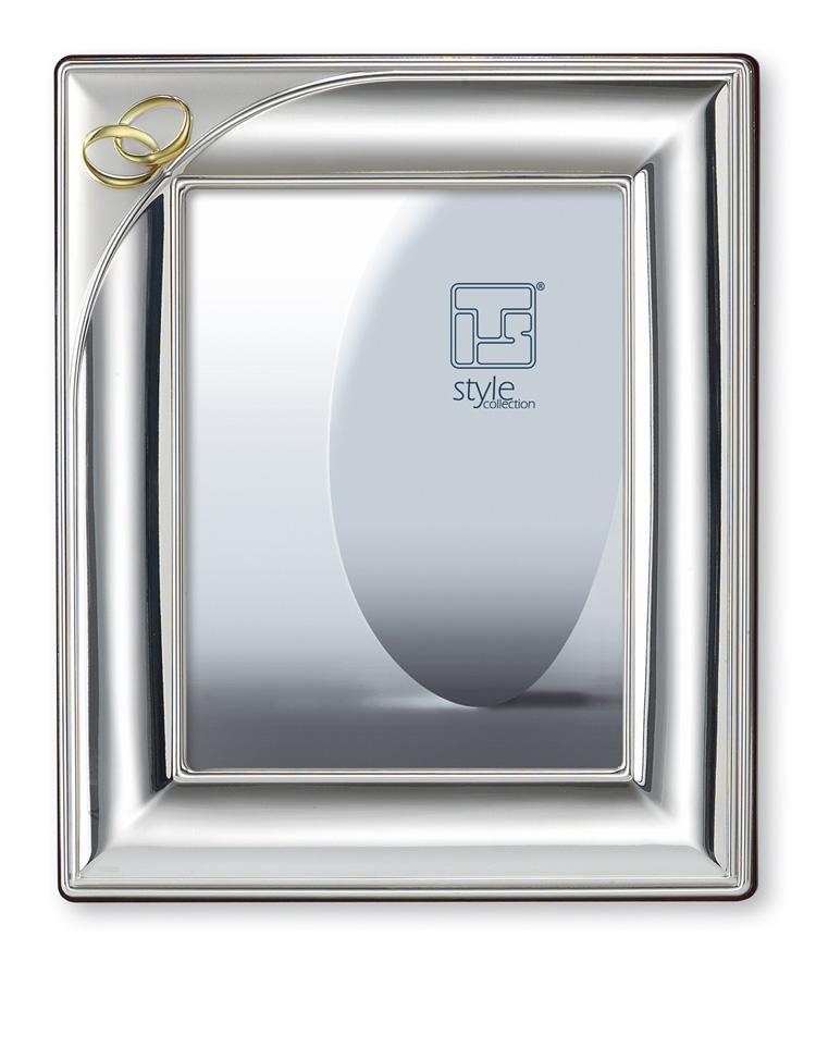 Portafotos de plata para 50 aniversario de bodas de - Marcos de plata para bodas ...