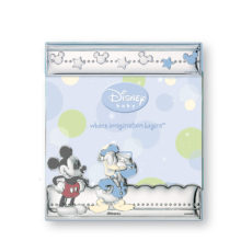 Nice silver with characters from Disney © frame