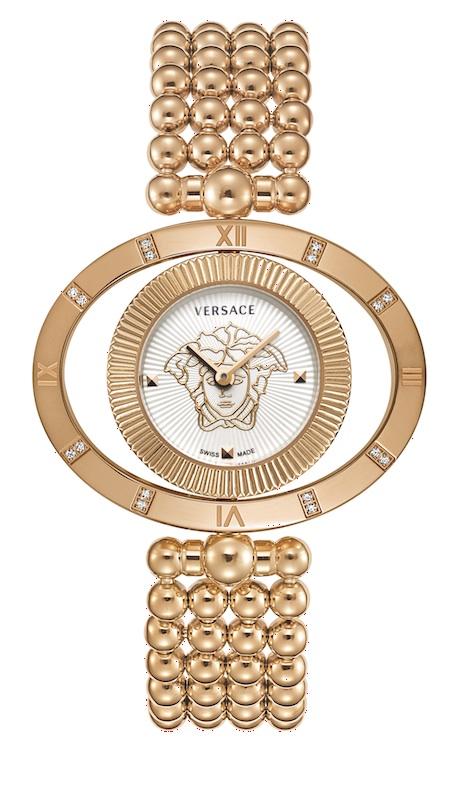 Relojes Versace el poder del color y el diseño