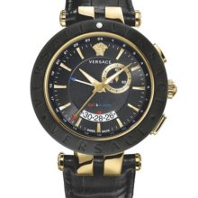 Mens watch Versace V-Race three needles