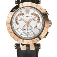 Versace V-Race Chrono auto mens watch