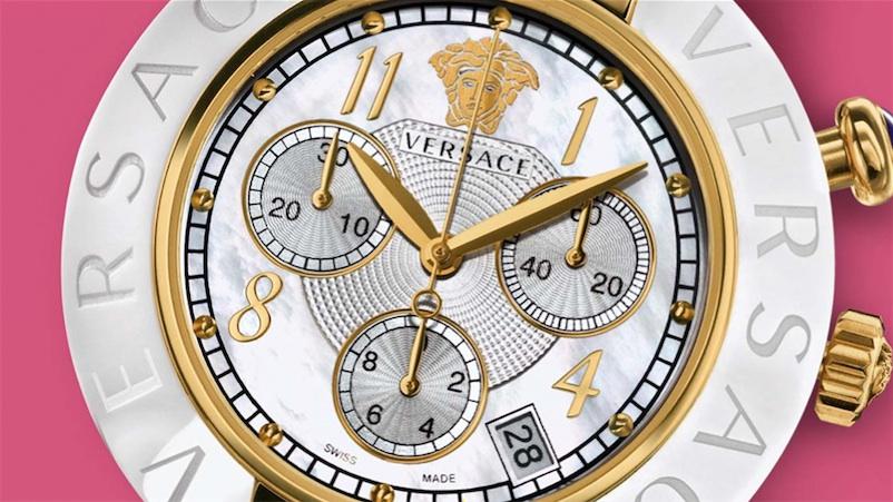 Cómo se consiguen los relojes dorados.