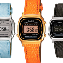 Foto para relojes Casio Retro Collection
