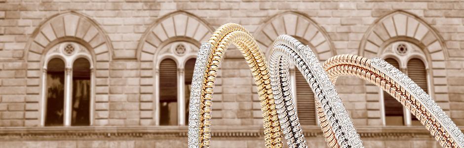 999 el dise o italiano en forma de oro y diamantes for Disenos de joyas en oro