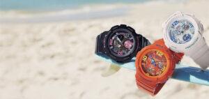 Foto para la colección de relojes Casio Baby-G