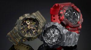 Imagen de relojes Casio G-Shock estilo militar