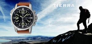 Cabecera de relojes Seiko Prospex Solar