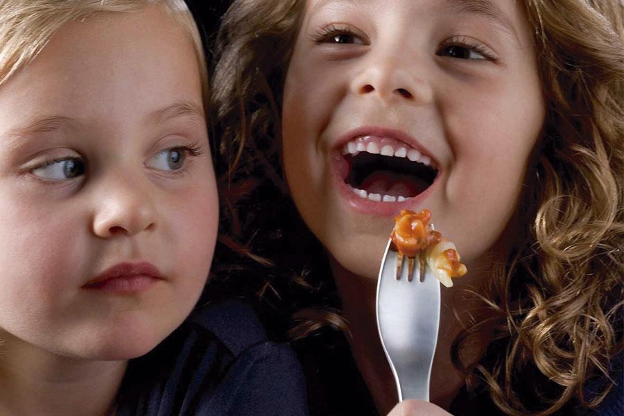 Cubiertos infantiles de WMF: la diversión en manos de los más pequeños.