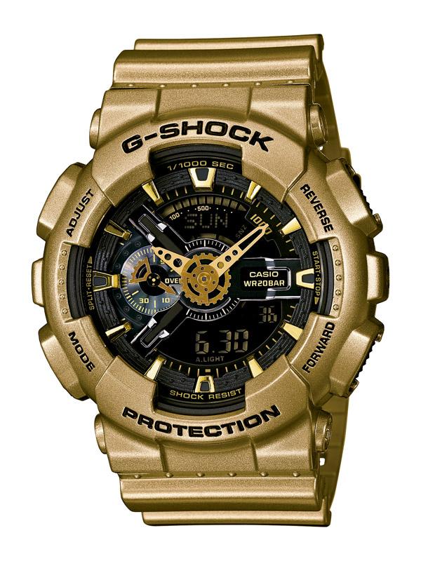 297c27bbca20 Casio g-shock anti-magnetic Classic gold watch