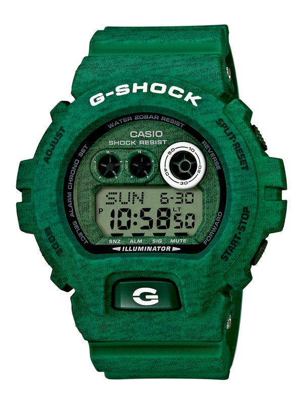 df0133131709 Mens watch Casio g-shock GD-X6900HT-3rd man