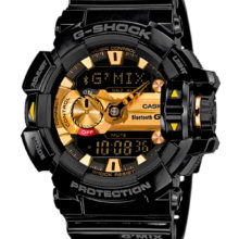 Reloj Casio G-Shock Specials con Bluetooth GBA-400-1A9ER
