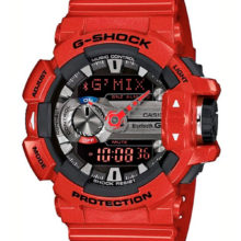 "Reloj Casio G-Shock Specials, con Bluetooth GBA-400-4AER, para hombre, con ""Rotary Switch"""