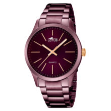 Reloj Lotus Smart Casual de hombre en color cereza, ref. 18164-2