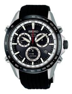 Watch Seiko Astron steel with strap SSE015j1