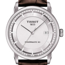 5b039989201 Watches Tissot: the best value for money. - Miguel watches jewelry