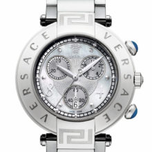 Versace Reve watch steel, Womens 68C99D498 S099