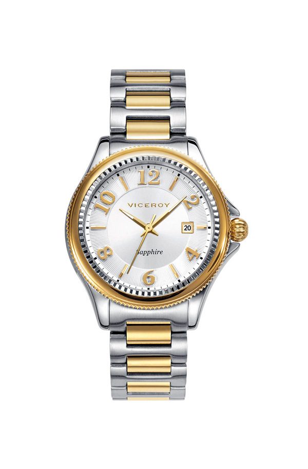 Penélope Cruz watch in two-tone steel 95ee8adc3135