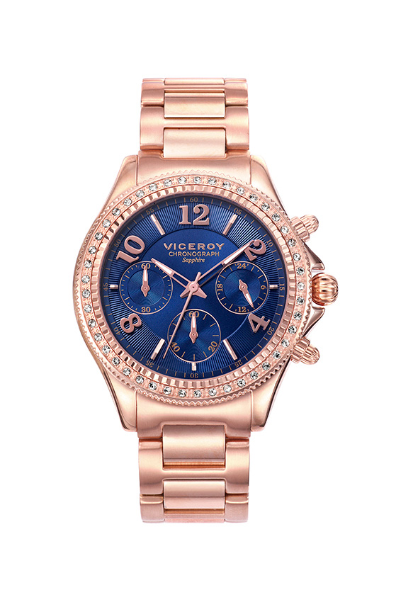 5f66c390bb99 Reloj Penélope Cruz cronógrafo de mujer