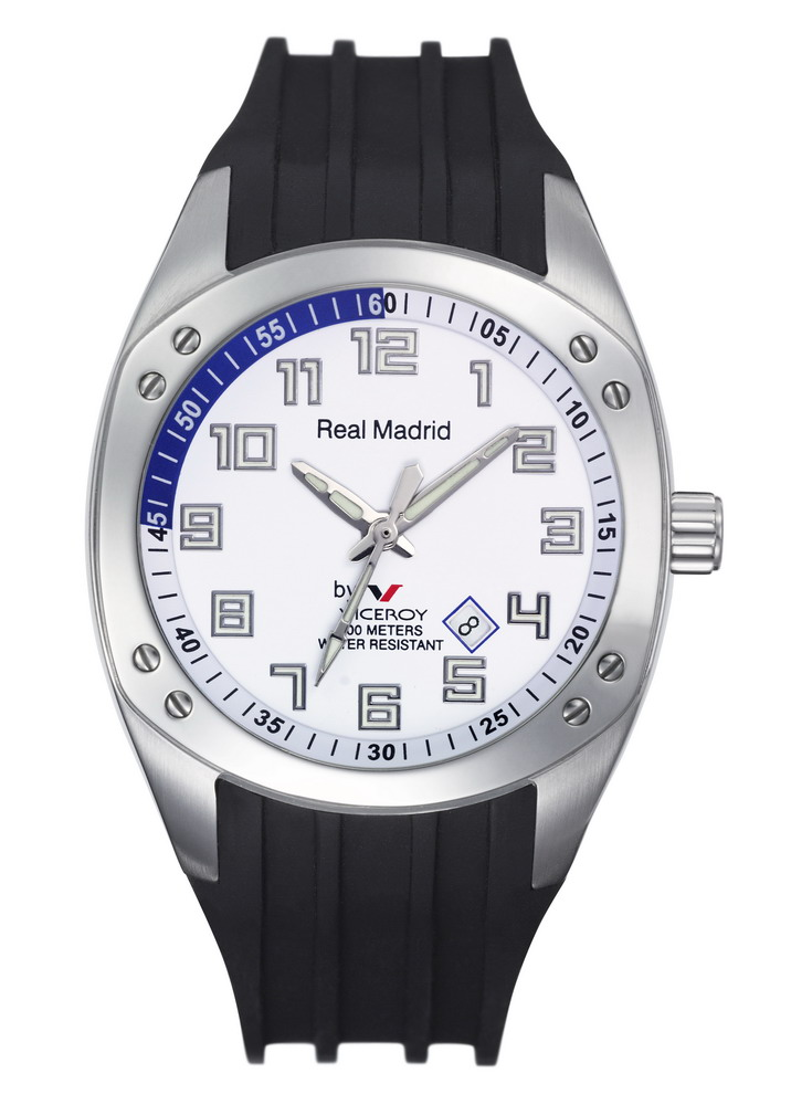 09edceacd03f Reloj Viceroy del Real Madrid 3 agujas