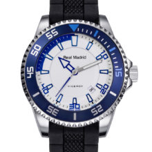 Watch Real Madrid Viceroy 3 needles, with rubber strap 432879-07