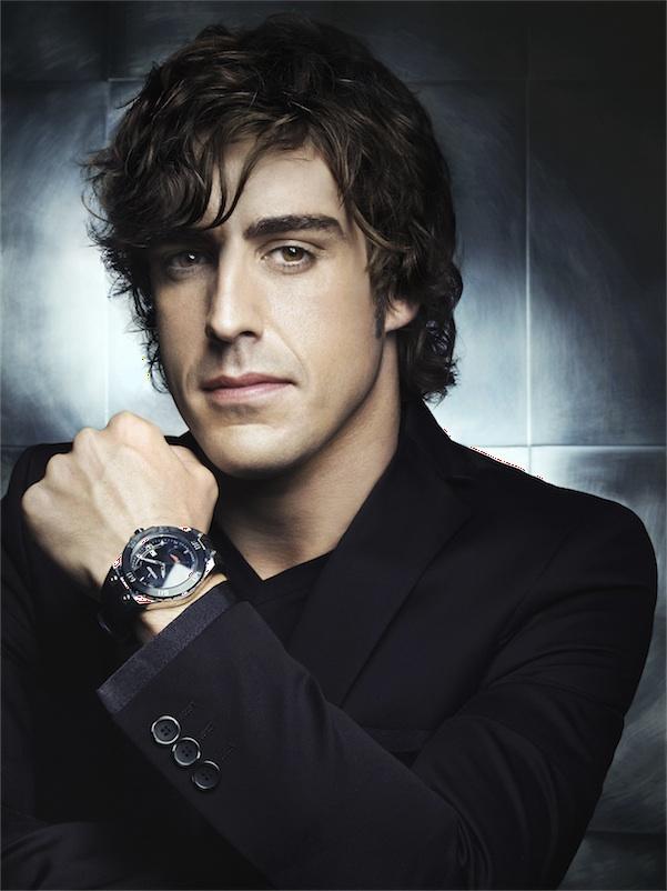 Spot publicitario de Fernando Alonso para Viceroy Relojes.