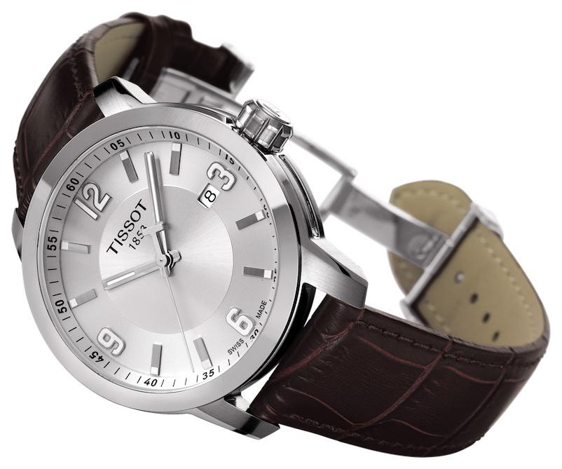 Colección de relojes Tissot PRC 200 temporada 2012-13.