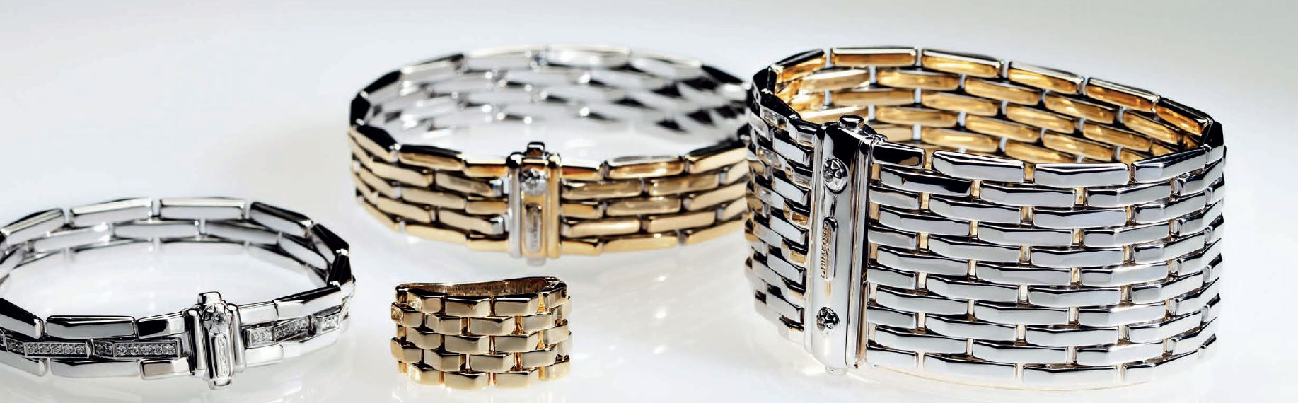 Chimento y la colección de joyería Double.