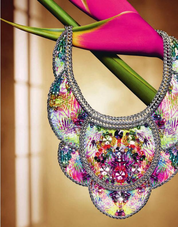 Baselworld 2013: perlas y color son las tendencias en joyas (parte III).