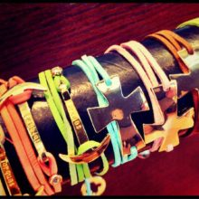 Complete collection bracelet Torques