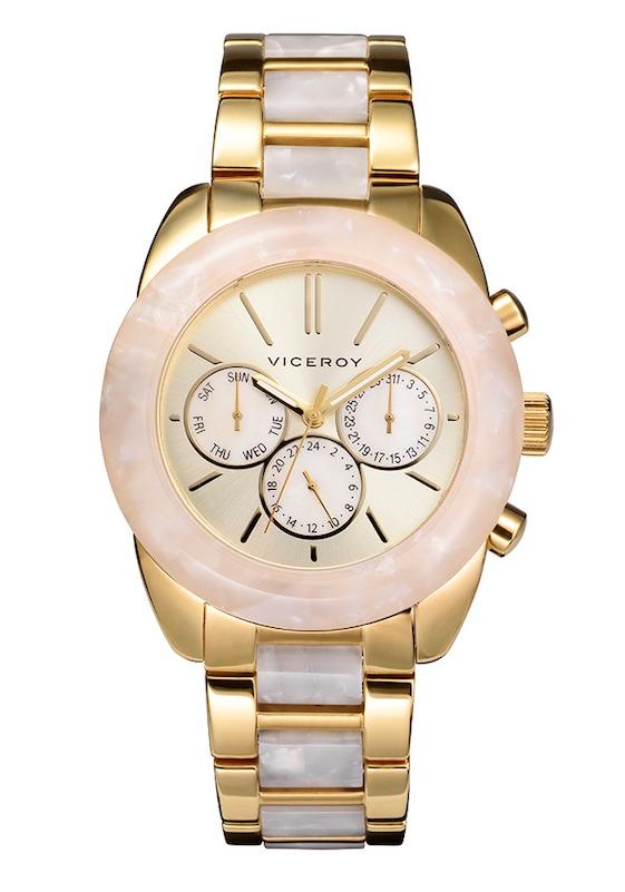 Novedades de relojes Viceroy para hombre y mujer, temporada