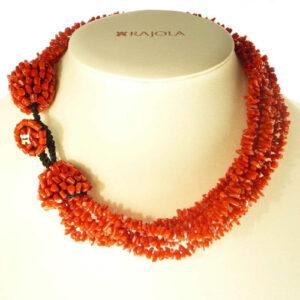 Collares de gemas con la firma de Rajola. - Joyería Miguel Relojería 9b4112849d8