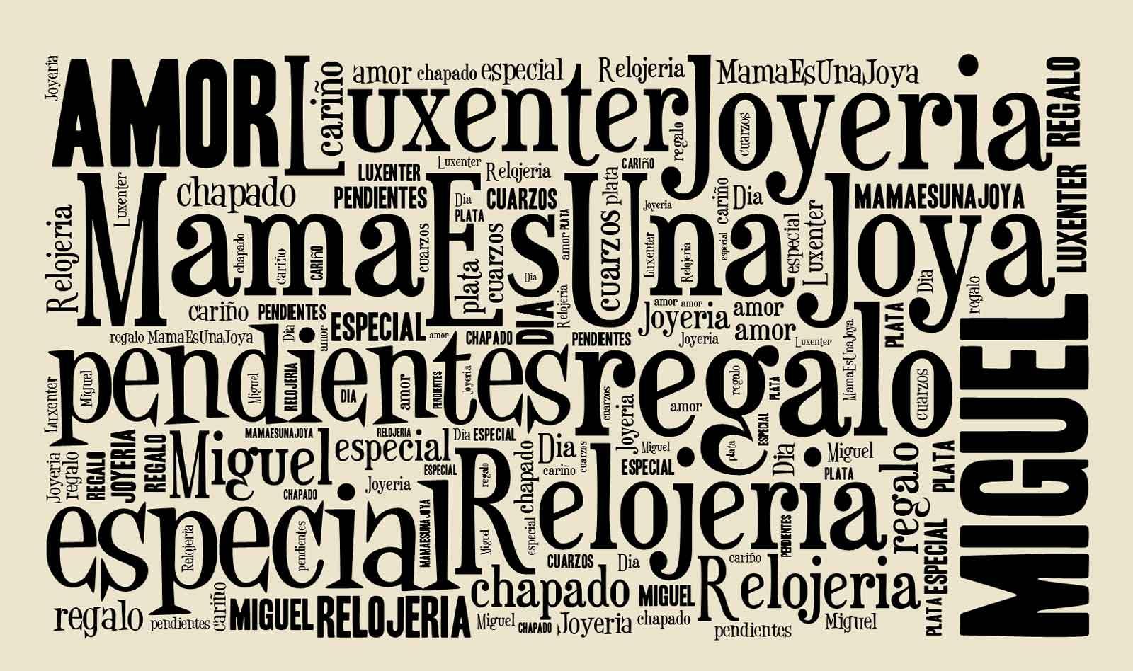 36176d1134d6 Promoción y concurso Luxenter para el Día de la Madre 2014. - Joyería  Miguel Relojería