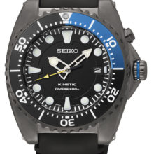 Watch Seiko Kinetic Diver´s 200, Special diving