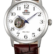 Orient watch automatic man view machinery (DB08005W)