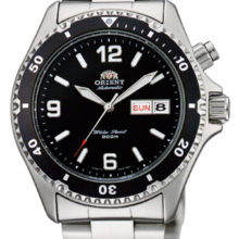 Orient automatic men steel watch, Sport style ref. EM65001B