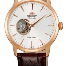 Watch automatic Orient mens view machinery, Dorado (DB08001W)