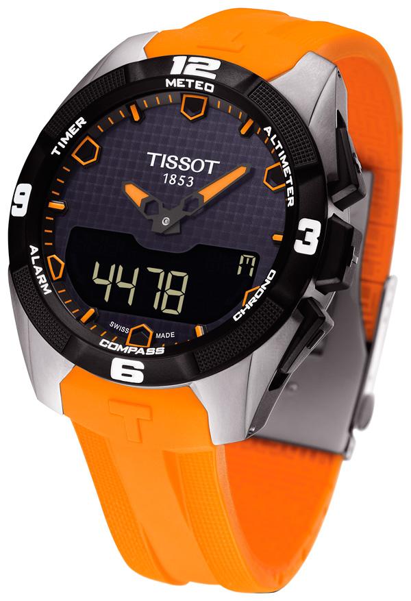 novelty 2014 tissot t touch expert solar clock miguel watches rh joyeriamiguel com Tissot T-Touch Tissot Z254 354