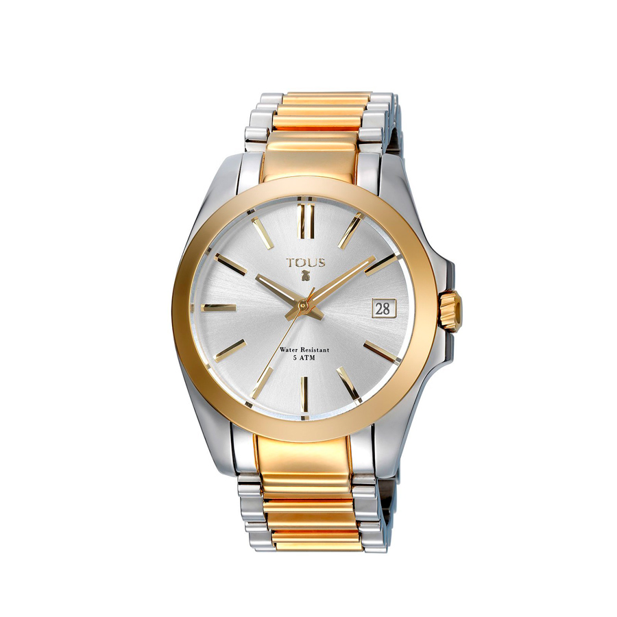 Reloj plata mujer tous