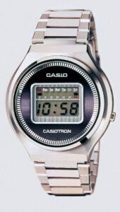 Reloj Casio Casiotron original