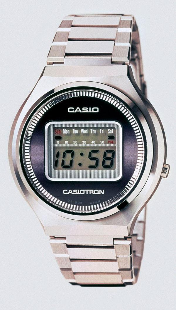 4958f9a0f421 Pon un reloj Casio retro en tu vida. - Joyería Miguel Relojería