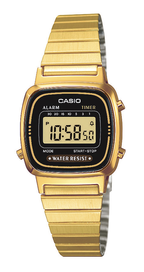 706ebbfd81c6 Pon un reloj Casio retro en tu vida. - Joyería Miguel Relojería