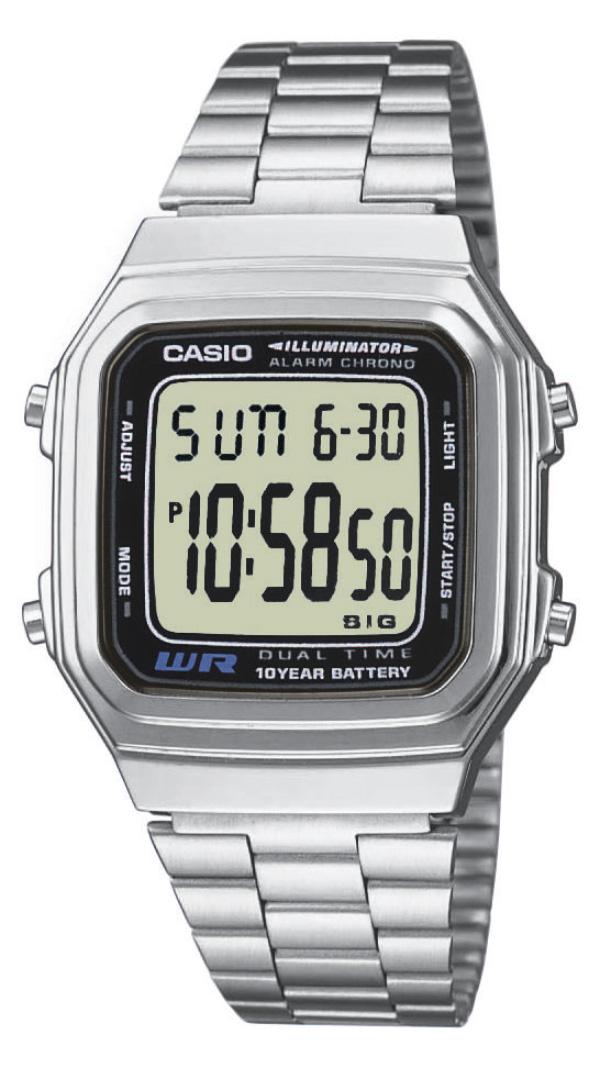 af53ee871871 Pon un reloj Casio retro en tu vida. - Joyería Miguel Relojería
