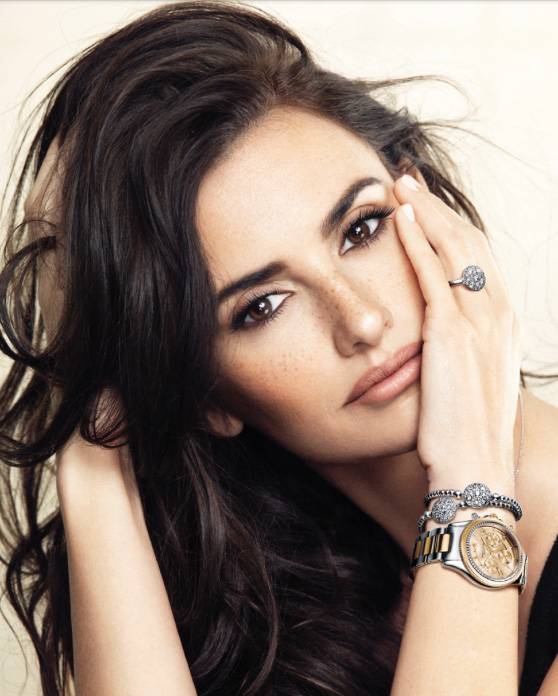 New partnership for Viceroy watches: Penélope Cruz new ...