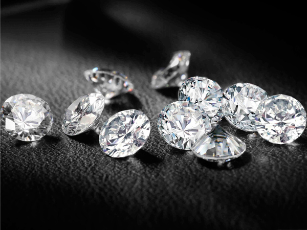 Grupo de diamantes