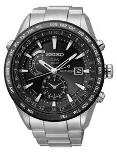 Reloj Seiko Aston GPS Solar en acero SAST021g