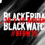 Disfruta en nuestra tienda online del Black Friday 2015.