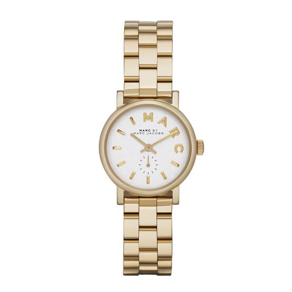 7e7b4768619a Reloj Marc by Marc Jacobs de señora en acero dorado en oro amarillo mbm3247