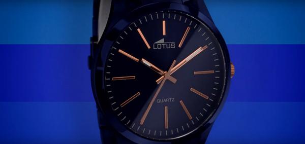 d470367cfa31 Nuevos relojes Lotus y Festina anunciados en televisión