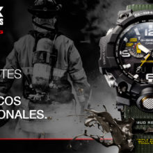 Casio G-Shock watches Premiun Mudmaster, official distributor for Malaga